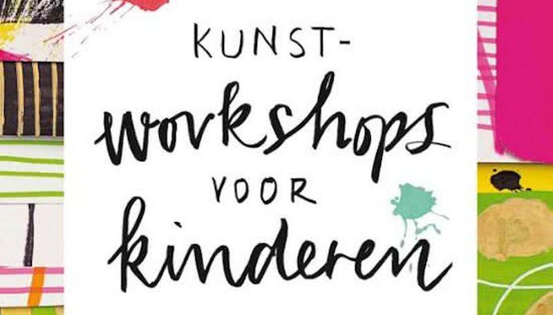 Kunstworkshops voor kinderen.