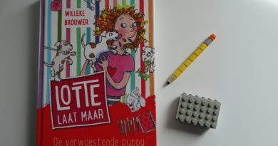 Lotte Laat Maar, De verwoestende puppy – Willeke Brouwer