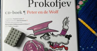 Peter en de Wolf – CD-boek
