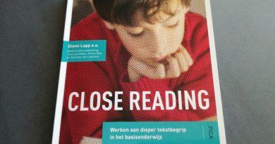 Close Reading – Werken aan een dieper tekstbegrip in het basisonderwijs