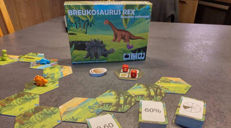breukosaurus rex