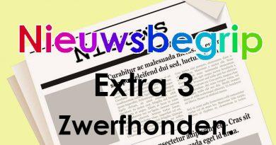 Nieuwsbegrip extra 3