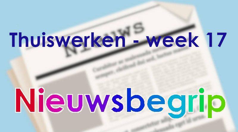 nieuwsbegrip week 17