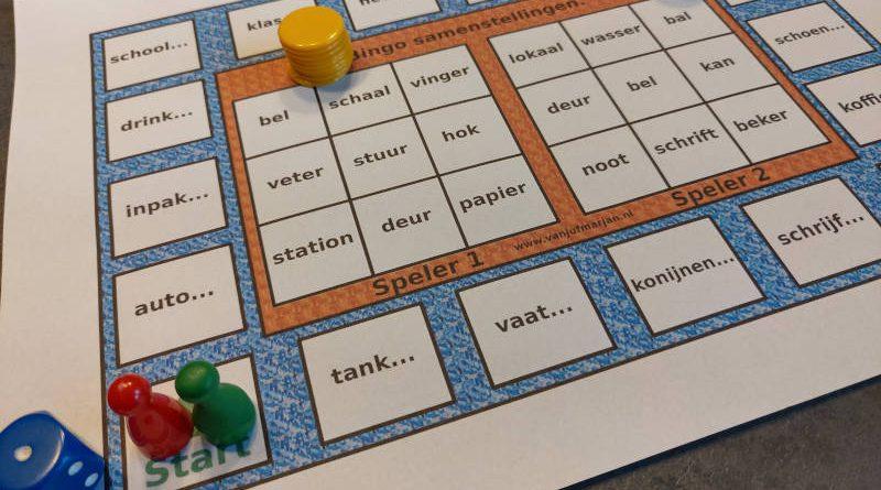 bingo's van andere leerkrachten 1