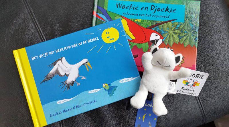 prentenboekjes uit de Woebie-serie
