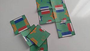 Tegelpuzzel Nederland