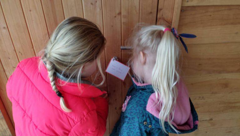 Nieuwsbegrip – naar buiten en bewegend leren