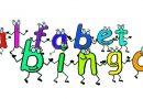 Alfabet bingo